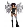 Dark Nymph Wings Black